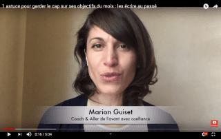 Marion présente